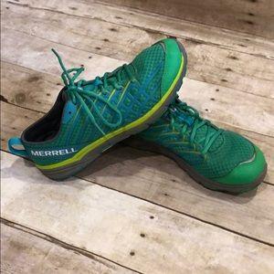 Merrell Vibram Bare Access Running shoes 8.5